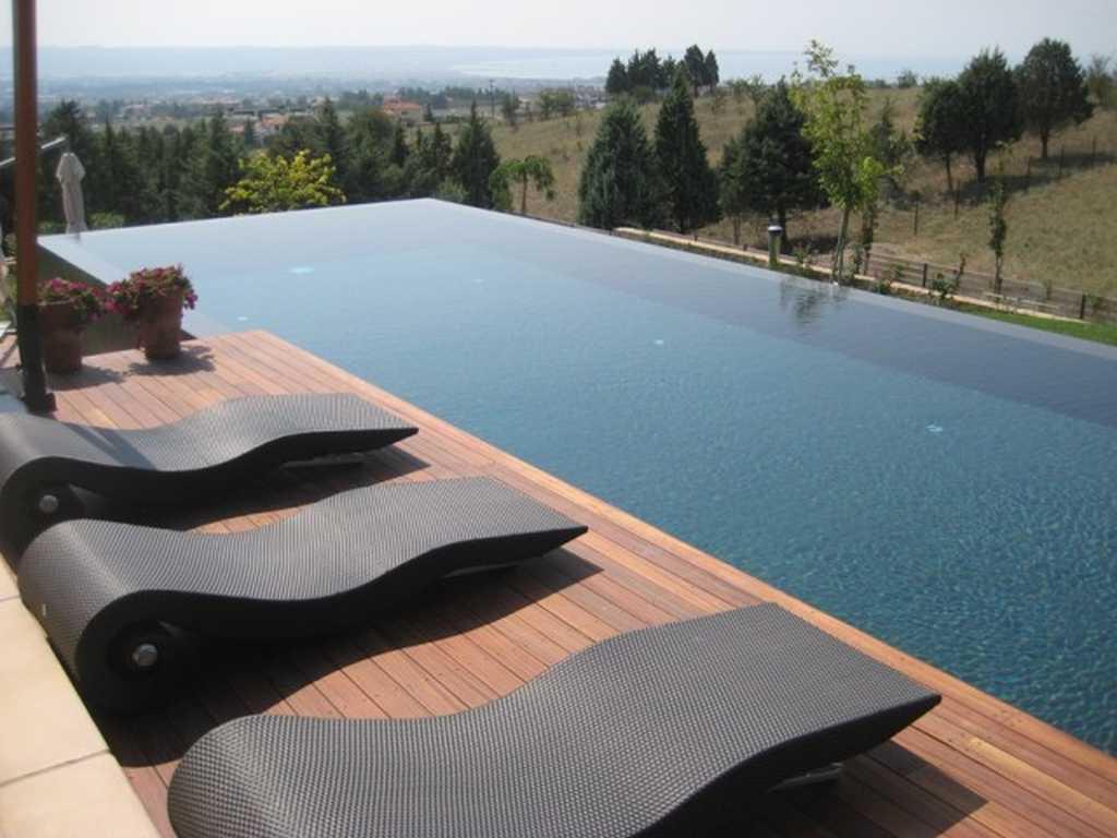 Piscinas de hormig n a medida precio instalaci n for Precio mantenimiento piscina